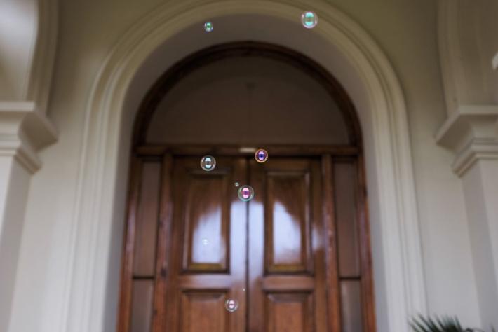 Bubble Jar Fun